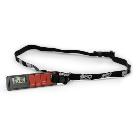 Digital timer, necklace