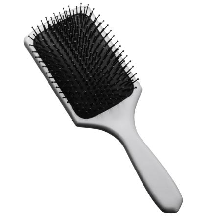 Bravehead Paddle brush, silver