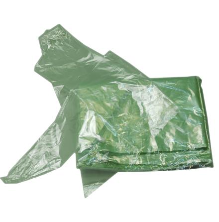 Disposable perm hood, triangular