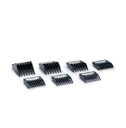 Andis Master premium metal clip comb set