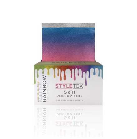 Styletek Paint the rainbow - Heavy Emboss pop up folie