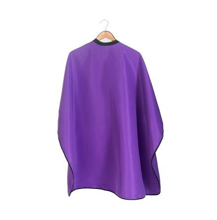 Purple Salon Cape
