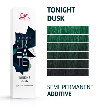 Wella Color Fresh Create  Tonight Dusk