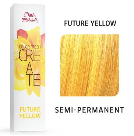 Wella Color Fresh Create Future Yellow