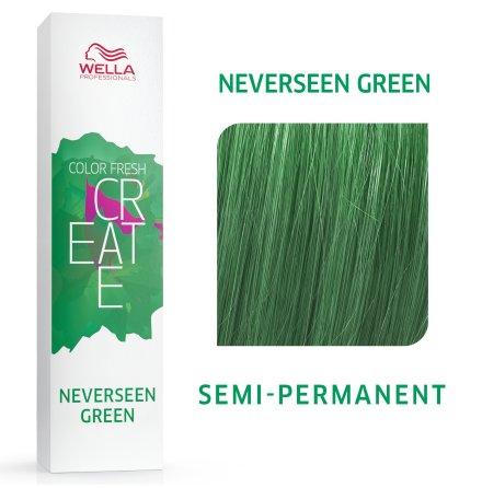 Wella Color Fresh Create NeverSeen Green