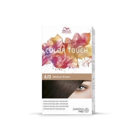 Wella Color Touch OTC 4/0