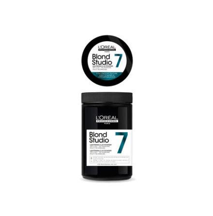 Loreal Blond Studio Clay Powder 7 350g