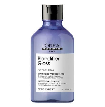 Loreal Blondifier Shampoo Gloss 300ml