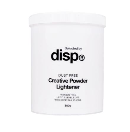 disp Creative Powder Lightener 500g