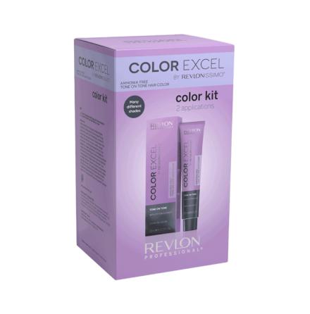 Revlon Color Excel Kit 1stk