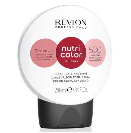 Revlon Nutri Color Filters 500 240ml
