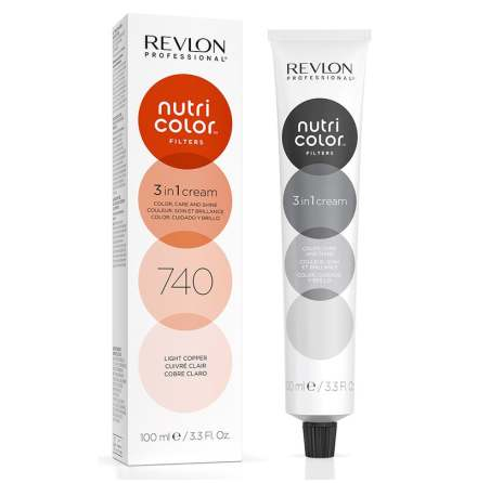Revlon Nutri Color Filters 740 100ml