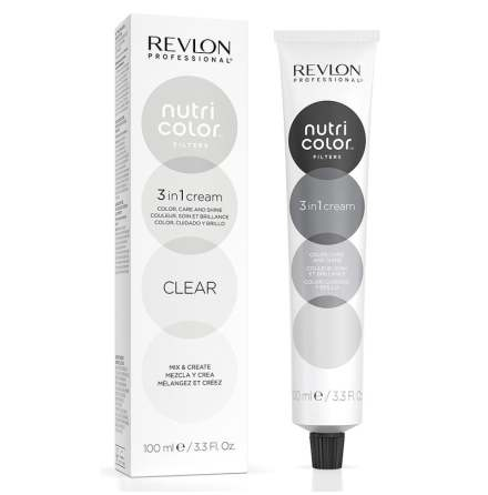 Revlon Nutri Color Filters Clear 100ml