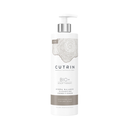 Cutrin BIO+ Hydra Balance Cleansing Conditioner 400ml