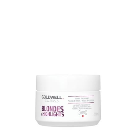Goldwell Dualsenses Blondes & Highlights 60 sec Treatment